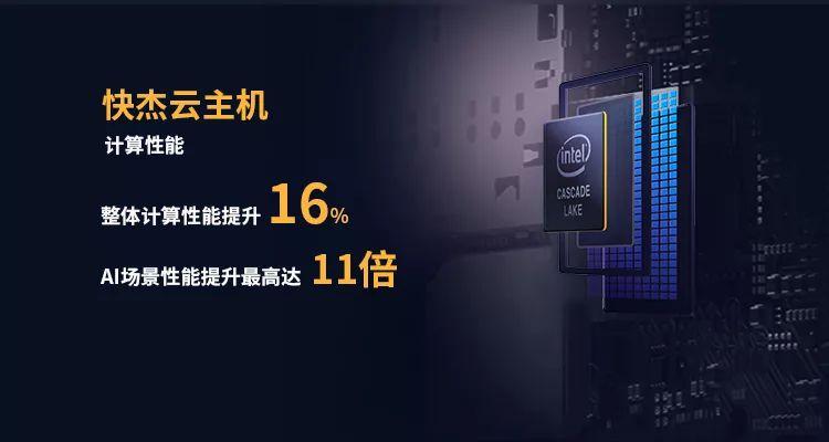 最新一代CPU加持,计算性能提升16%