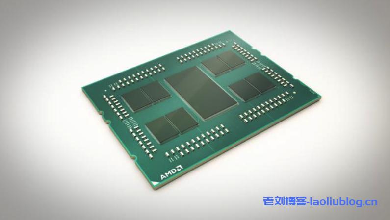 AMD第二代EPYC(霄龙)处理器