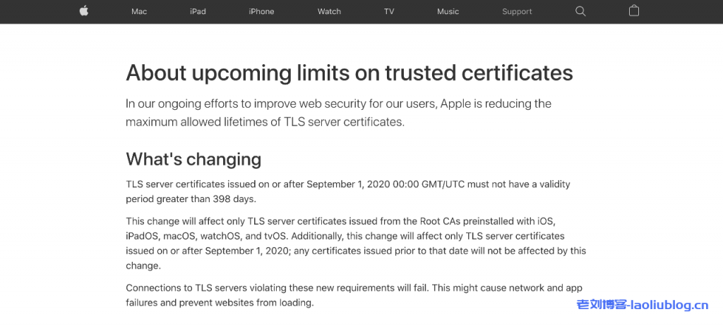 SSL/TLS证书有效期398天,如何管理周期越来越短的数字证书?