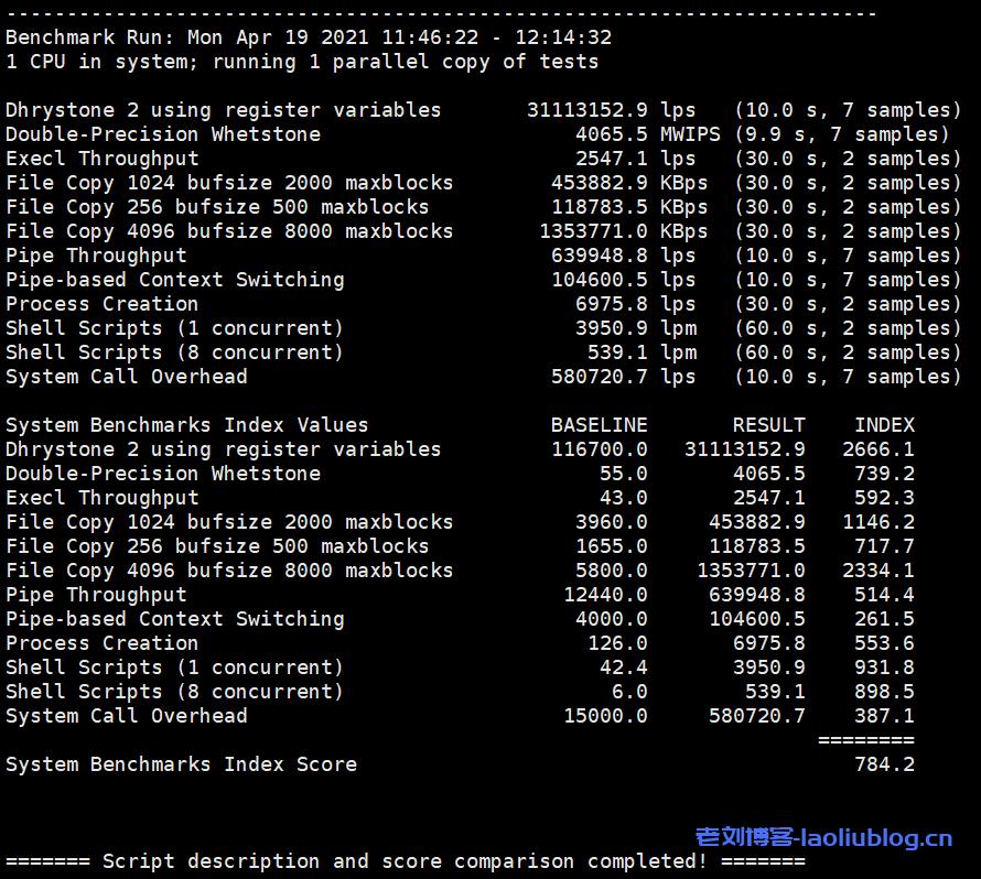 VPS测评:HostYun洛杉矶廉价GIA原生IP-套餐A(1核1GB内存10GB硬盘500GB月流量60Mbps带宽1个IPv4带10G高防)