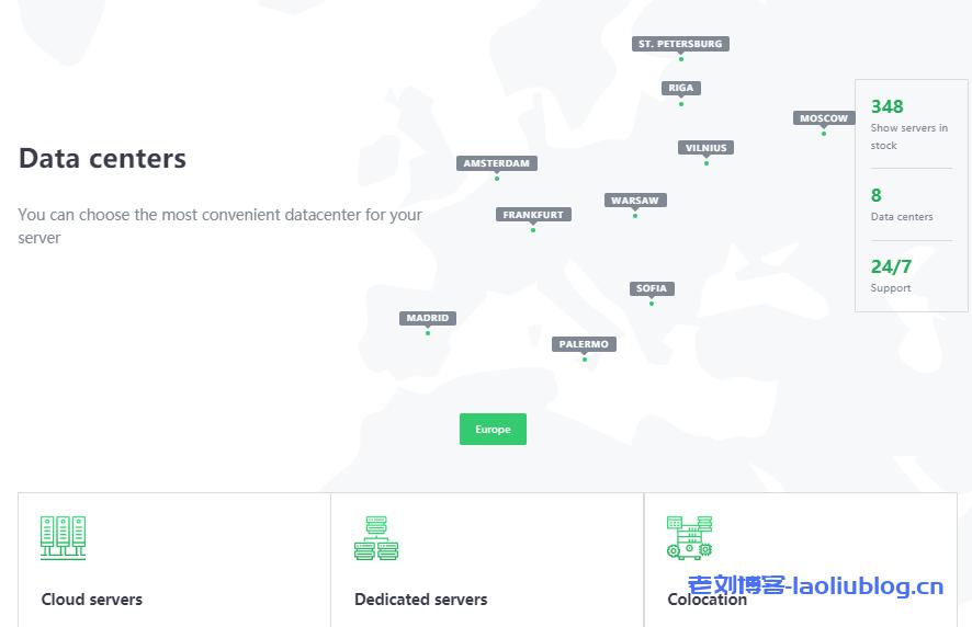 melbicom.net俄罗斯VPS:莫斯科CN2 GT线路KVM架构1Gbps带宽不限流量月付2.9欧元