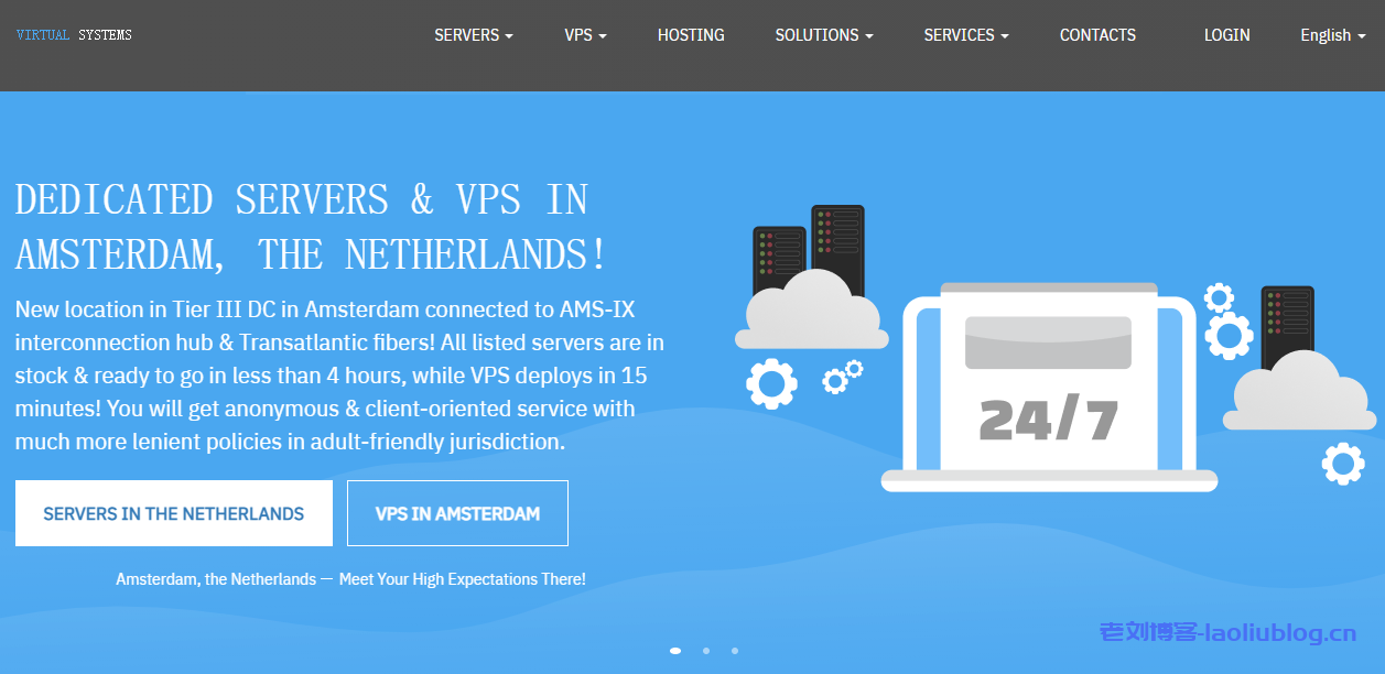 vsys.host主机商产品:乌克兰/荷兰离岸VPS,10Gbps带宽服务器,GPU服务器,大硬盘存储服务器