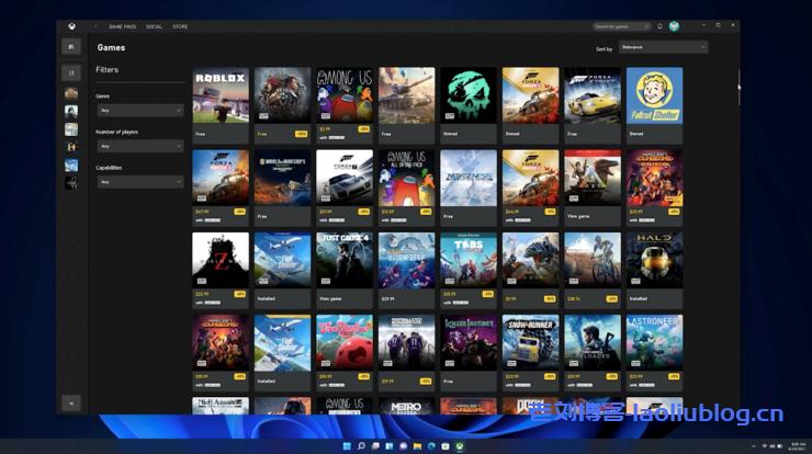微软Windows操作系统最新版本Windows 11正式发布,无缝支持安卓 App,界面却像极了 macOS
